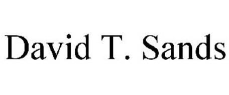 DAVID T. SANDS