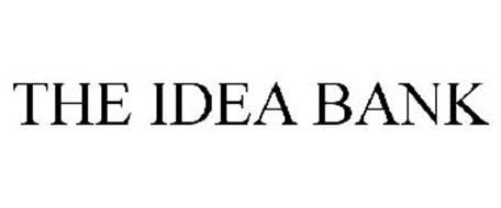 THE IDEA BANK