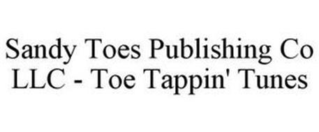 SANDY TOES PUBLISHING CO LLC - TOE TAPPIN' TUNES