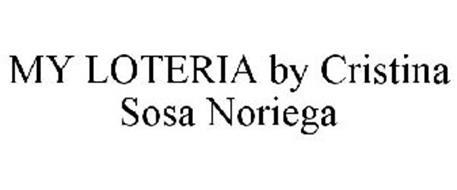 MY LOTERIA BY CRISTINA SOSA NORIEGA