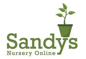 SANDY'S NURSERY ONLINE