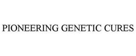 PIONEERING GENETIC CURES