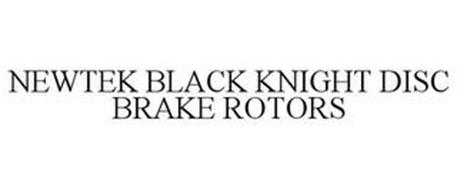 NEWTEK BLACK KNIGHT DISC BRAKE ROTORS