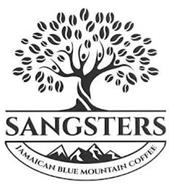 SANGSTERS JAMAICAN BLUE MOUNTAIN COFFEE