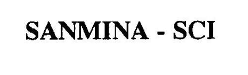 SANMINA - SCI