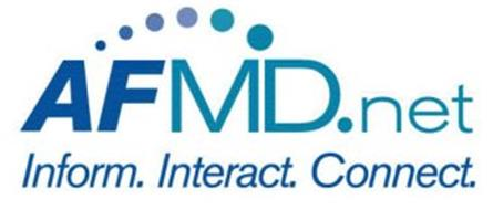AFMD.NET INFORM. INTERACT. CONNECT.