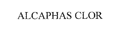 ALCAPHAS CLOR