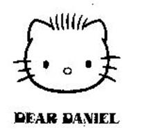 DEAR DANIEL Trademark Of Sanrio Company Ltd Serial Number