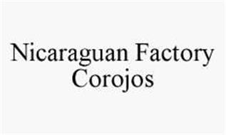 NICARAGUAN FACTORY COROJOS