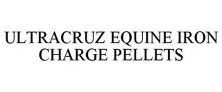 ULTRACRUZ EQUINE IRON CHARGE PELLETS