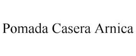 POMADA CASERA ARNICA