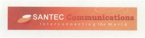 SANTEC COMMUNICATIONS INTERCONNECTING THE WORLD