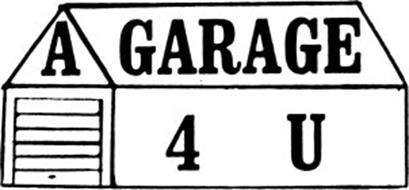 A garage 4 u trademark of santee april serial number for Santee business license