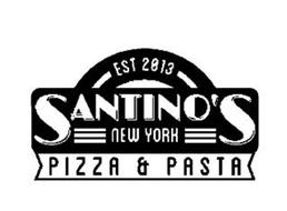 SANTINO'S NEW YORK PIZZA & PASTA EST 2013