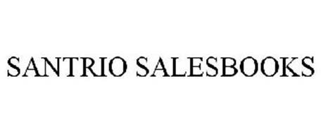 SANTRIO SALESBOOKS