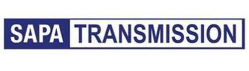 SAPA TRANSMISSION