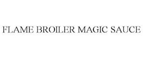FLAME BROILER MAGIC SAUCE