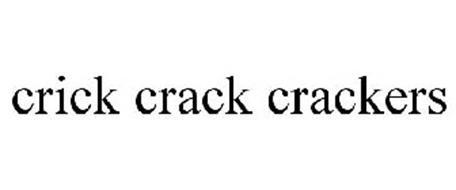 CRICK CRACK CRACKERS