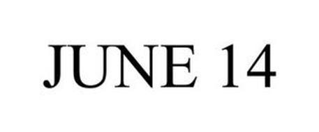 JUNE 14