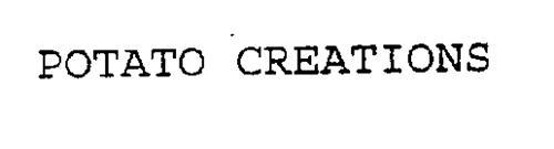 POTATO CREATIONS