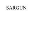 SARGUN