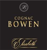 B COGNAC BOWEN ELISABETH