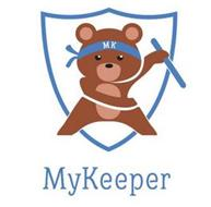 MK MY KEEPER