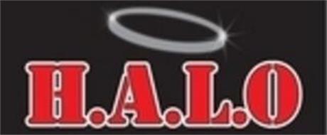 H. A. L. O