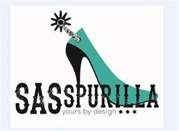 SASSPURILLA YOURS BY DESIGN