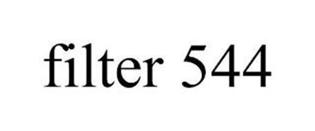 FILTER 544