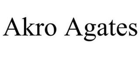 AKRO AGATES