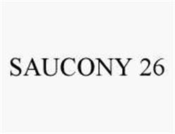 SAUCONY 26