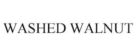 WASHED WALNUT