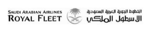 SAUDI ARABIAN AIRLINES ROYAL FLEET