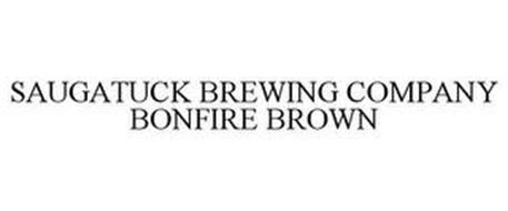 SAUGATUCK BREWING COMPANY BONFIRE BROWN