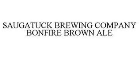 SAUGATUCK BREWING COMPANY BONFIRE BROWN ALE