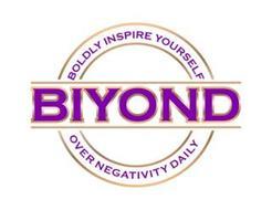 BOLDLY INSPIRE YOURSELF OVER NEGATIVITYDAILY BIYOND