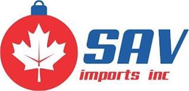 SAV IMPORTS INC