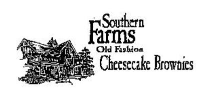 SOUTHERN FARMS OLD FASHION CHEESECAKE BROWNIES