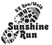 SUNSHINE RUN 5K RUN/WALK