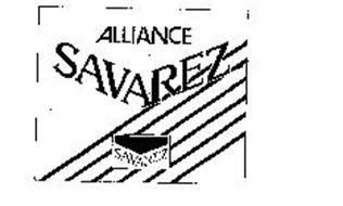 ALLIANCE SAVAREZ SAVAREZ