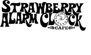 STRAWBERRY ALARM CLOCK 1 2 3 4 5 6 7 8 9 10 11 12 CAFE