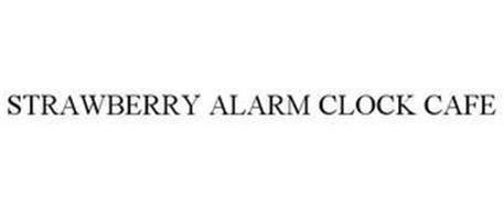STRAWBERRY ALARM CLOCK CAFE