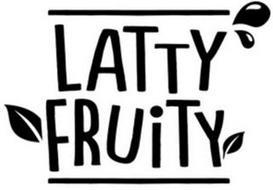 LATTY FRUITY