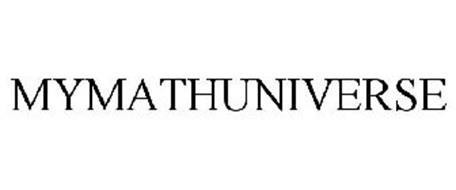 MYMATHUNIVERSE Trademark of SAVVAS LEARNING COMPANY LLC ...