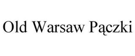 OLD WARSAW PACZKI