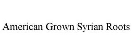 AMERICAN GROWN SYRIAN ROOTS