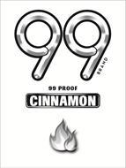 99 BRAND 99 PROOF CINNAMON