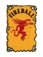 FIREBALL RED HOT