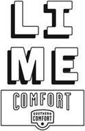 LIME COMFORT SOUTHERN COMFORT